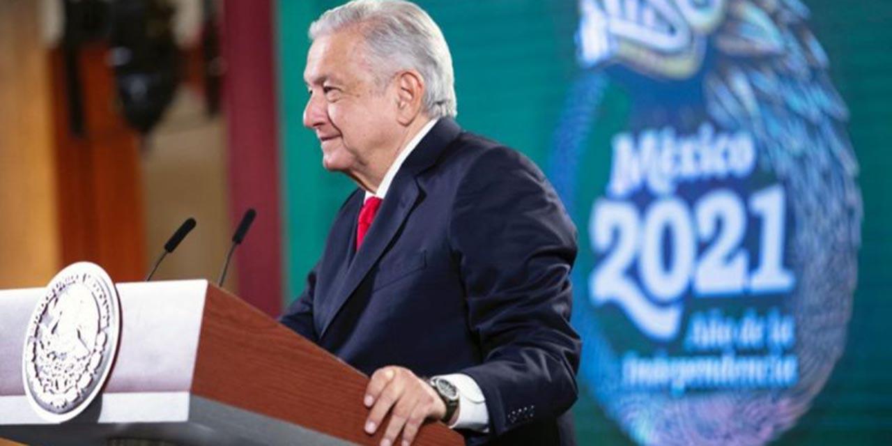 Me podría ir tranquilo si lo decide consulta de revocación: López Obrador   El Imparcial de Oaxaca