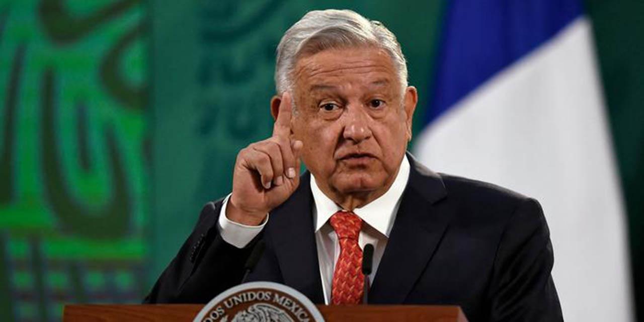 Insiste AMLO en usar reservas para deuda | El Imparcial de Oaxaca