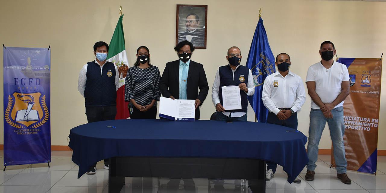 Unen fuerzas a favor del judo | El Imparcial de Oaxaca