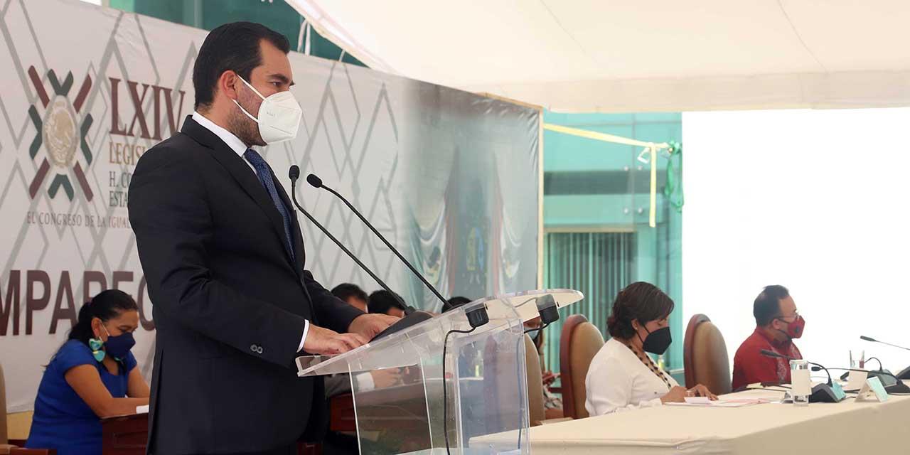 Comparecencia del titular del IOCIFED,  fuera del contexto de reinicio de clases | El Imparcial de Oaxaca