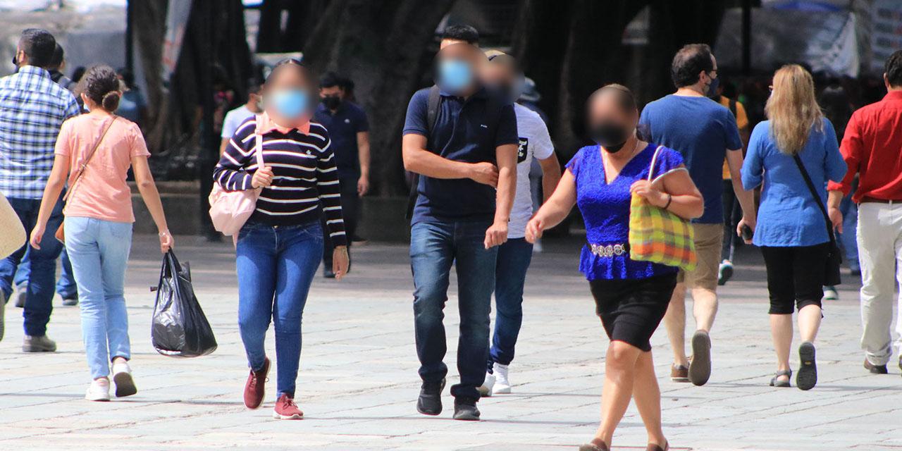 Máximo riesgo de contagio por Covid-19 en 10 municipios de Oaxaca | El Imparcial de Oaxaca