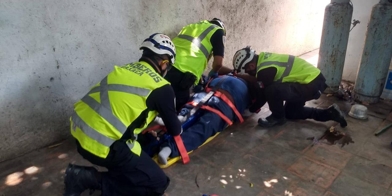 Cae del techo de su casa en Juchitán mientras realizaba labores domésticas | El Imparcial de Oaxaca