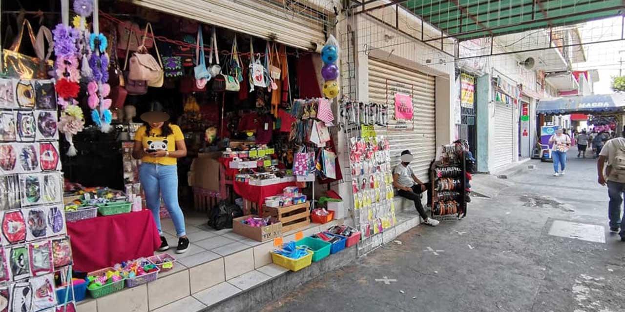 Locatarios del Primero de Mayo contra la pared   El Imparcial de Oaxaca