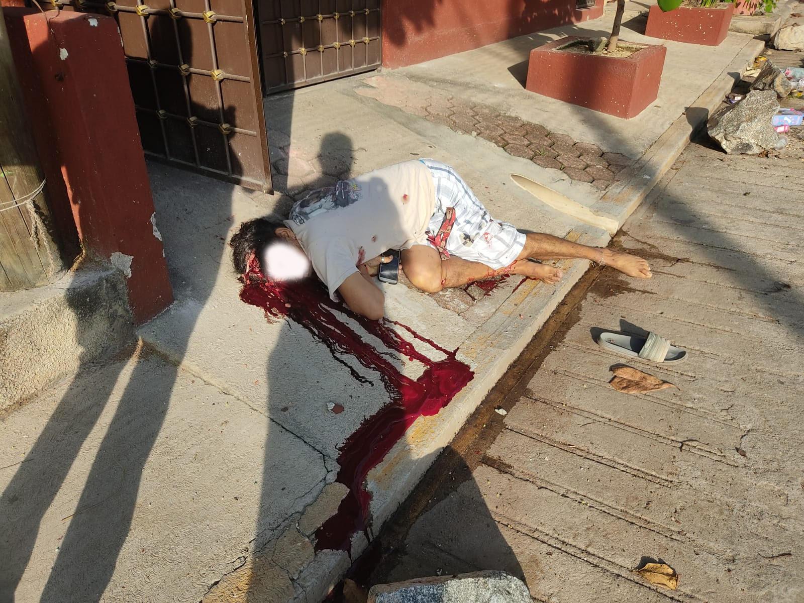 ¡Acribillado a tiros!   El Imparcial de Oaxaca
