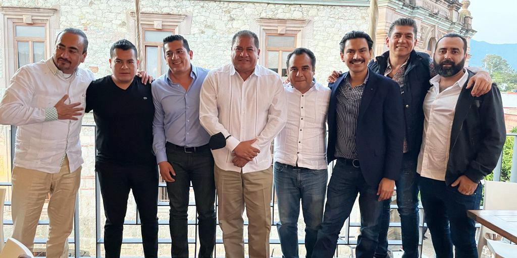 Festejan con alegría  a Miguel Ángel | El Imparcial de Oaxaca