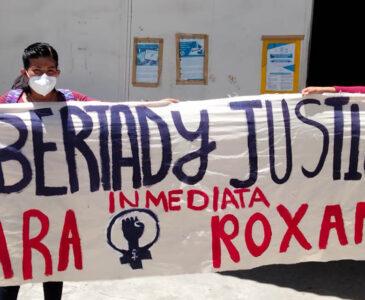 Suspenden audiencia de Roxana