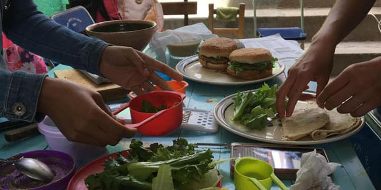 Aprendieron sobre alimentación | El Imparcial de Oaxaca