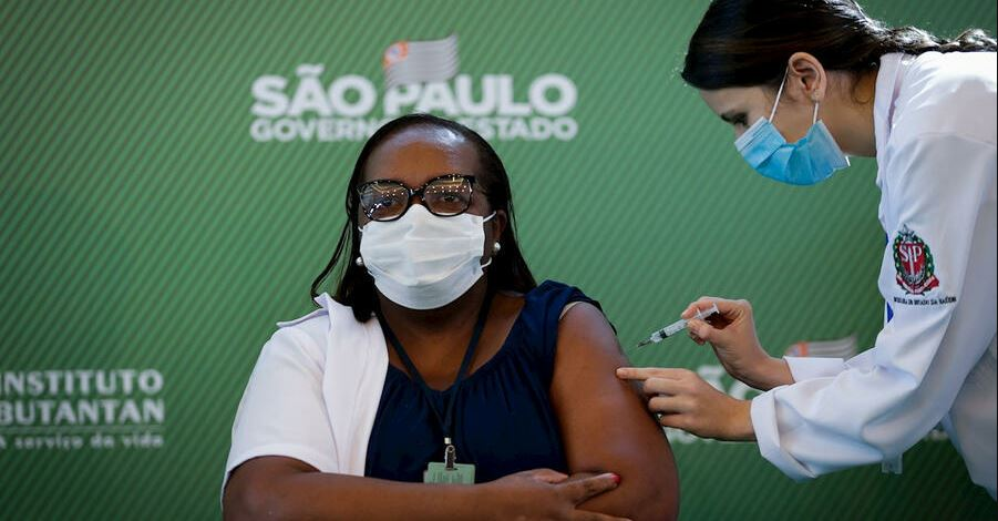 Brasil aplicará una tercera dosis de la vacuna contra covid para población de riesgo   El Imparcial de Oaxaca