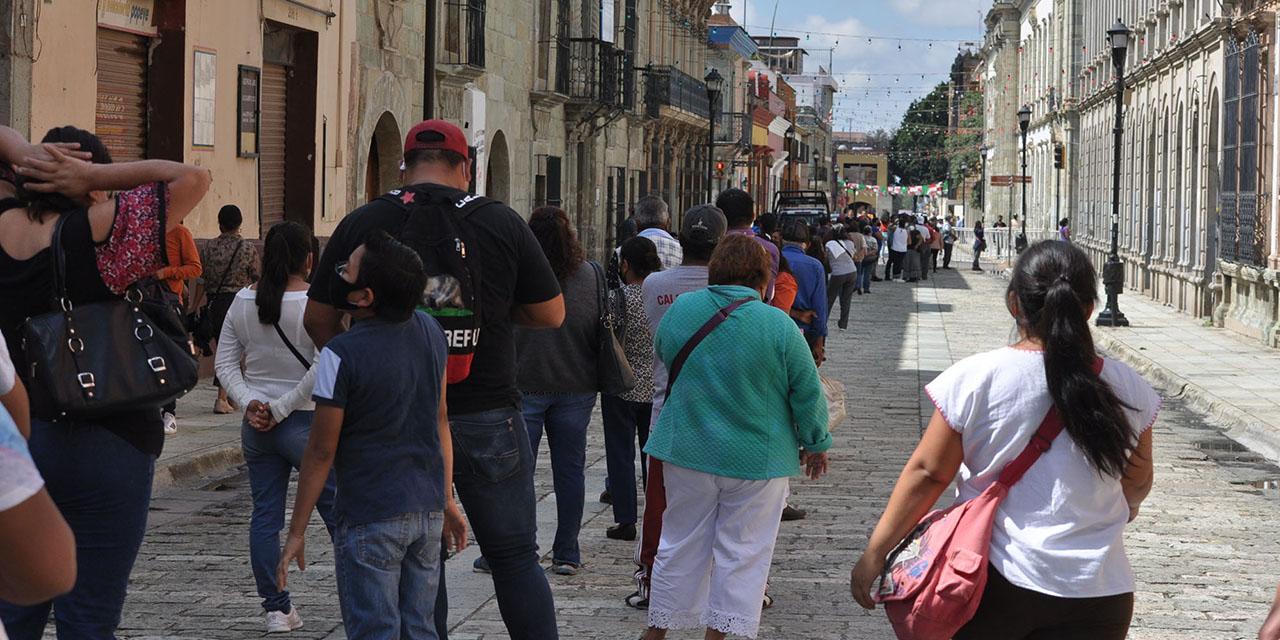 Casos de Covid en Oaxaca entre Delta y Lambda: SSO | El Imparcial de Oaxaca