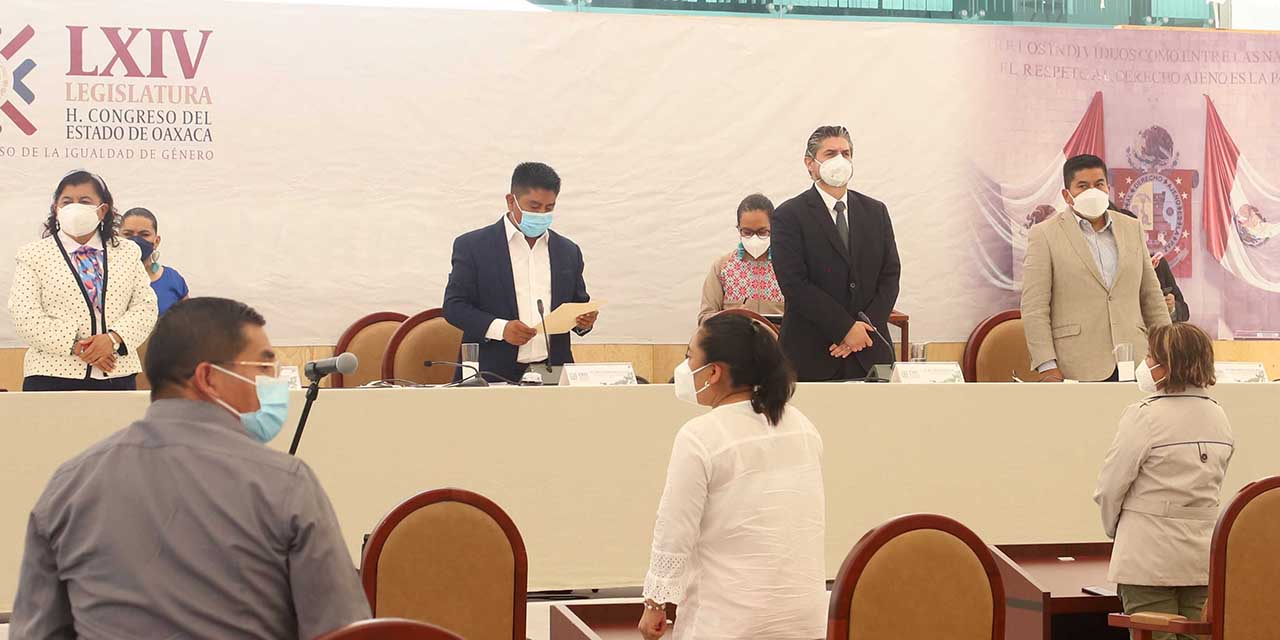 Insabi rescatará a personal de bata blanca: Márquez Heine | El Imparcial de Oaxaca