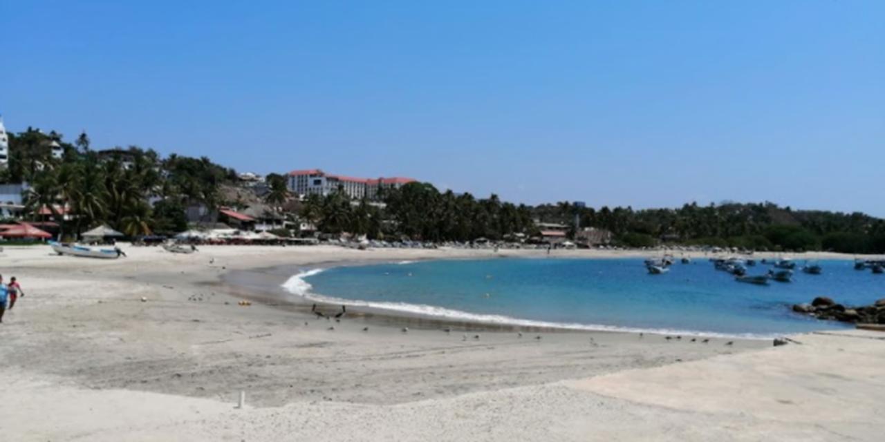 Colotepec cierra las playas al público | El Imparcial de Oaxaca