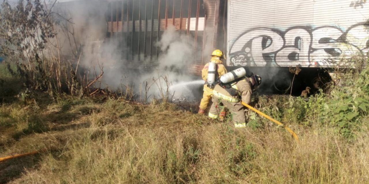 Doble incendio en Oaxaca dejan sólo daños materiales   El Imparcial de Oaxaca