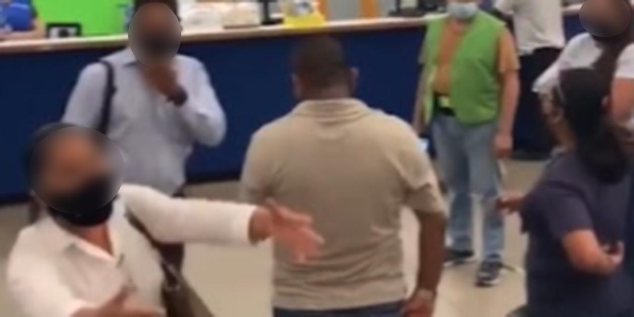 Le roban cartera adentro de conocido supermercado de Oaxaca | El Imparcial de Oaxaca