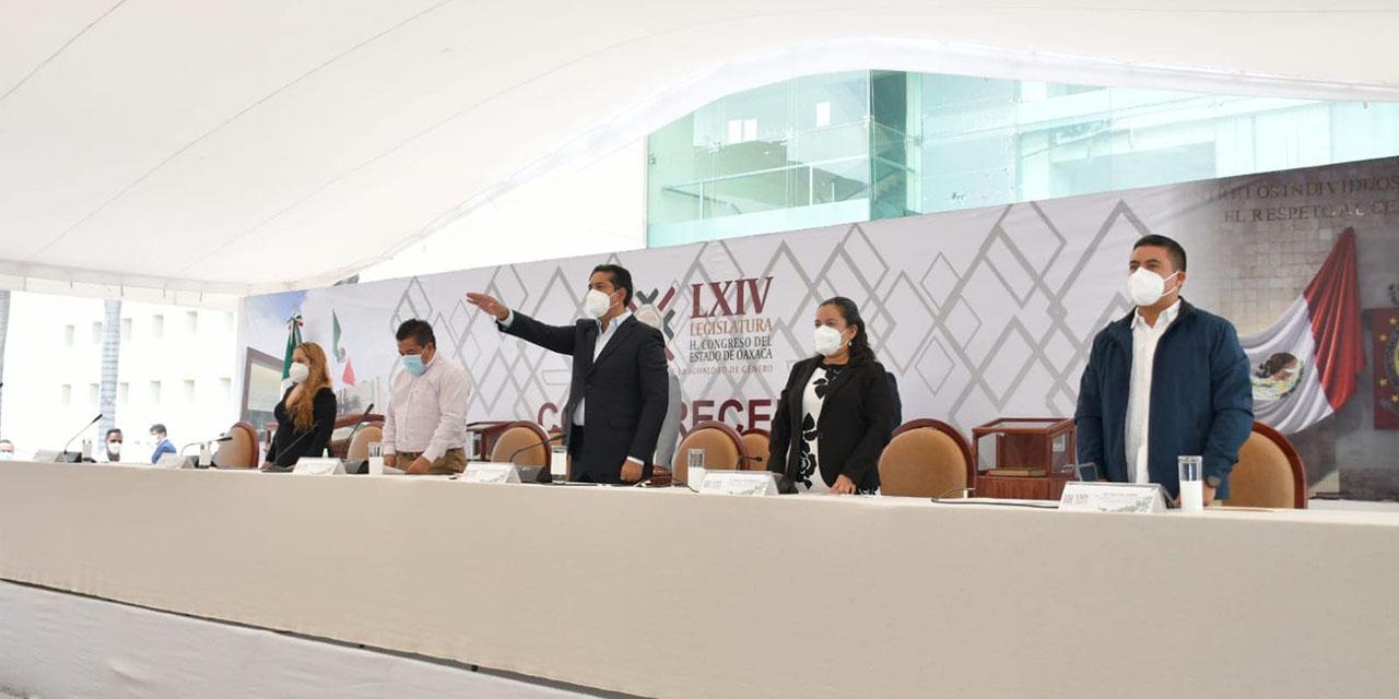 Diputados rompen lanzas y vacían arcas del Congreso   El Imparcial de Oaxaca