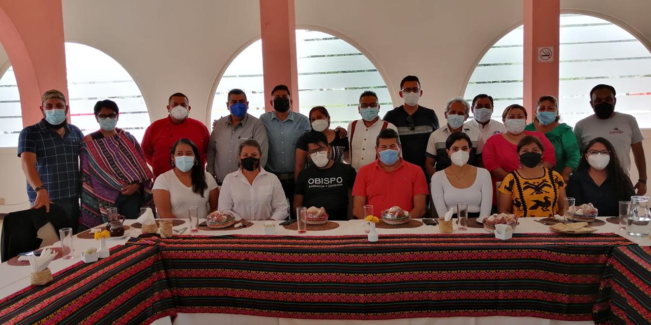 """Chefs impulsarán la """"Cofradía Mixteca""""   El Imparcial de Oaxaca"""