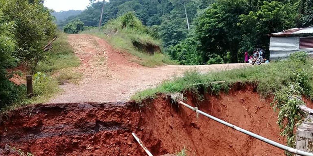 Llueve en la Chinantla en 3 días lo que en valles en todo un año   El Imparcial de Oaxaca