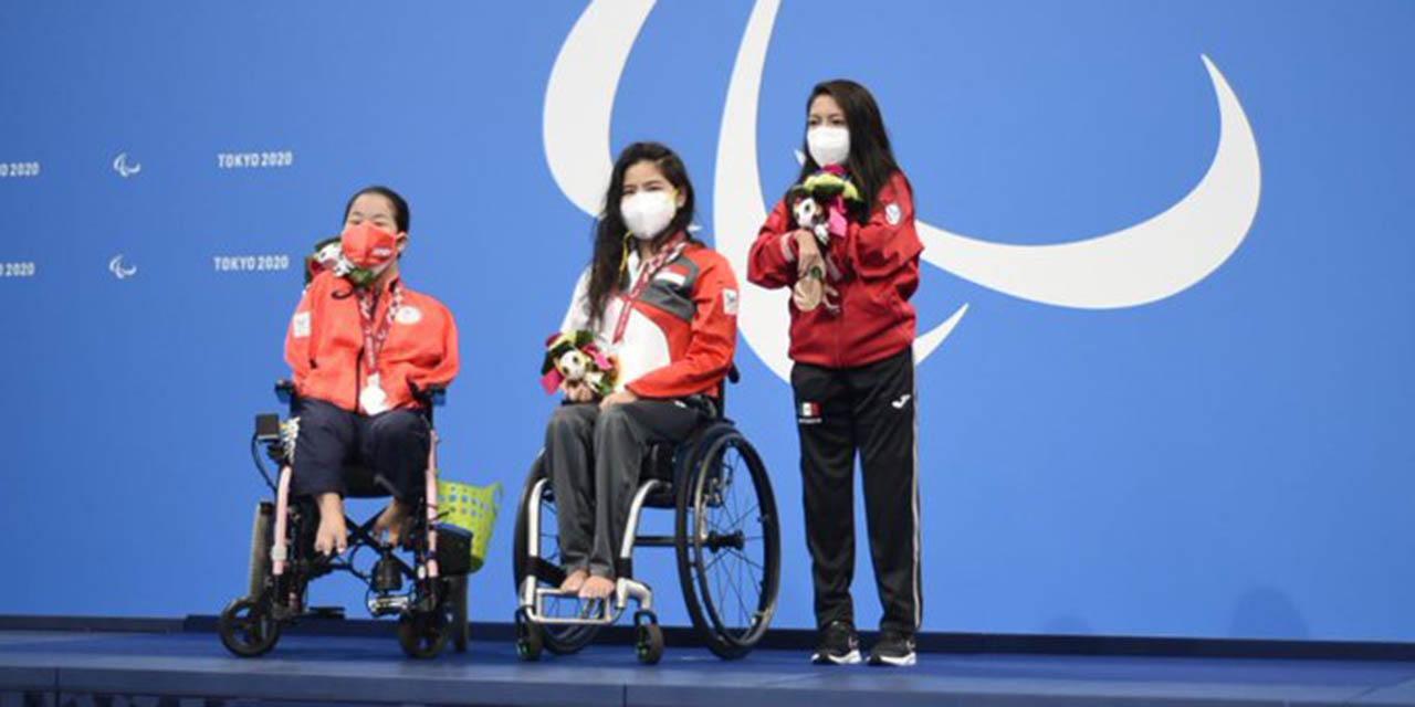 México obtiene el primer bronce en los Paralímpicos Tokio 2020 | El Imparcial de Oaxaca