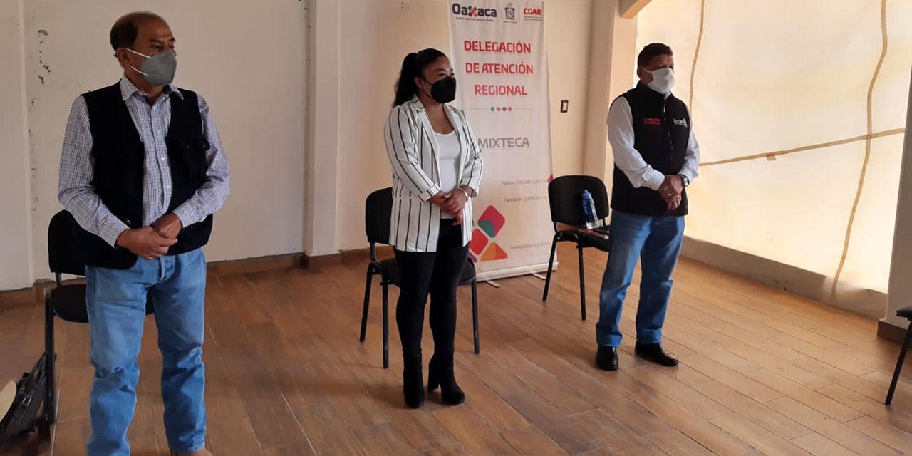 Presentan a Edith Aparicio como delegada de Atención Regional en Tlaxiaco   El Imparcial de Oaxaca