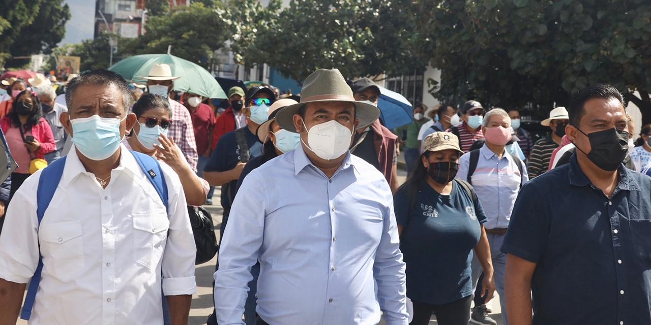 Sección 22 abre de forma virtual el ciclo escolar 2021-2022   El Imparcial de Oaxaca