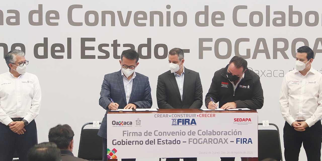 Impulsan Financiamiento a la Mediana Empresa | El Imparcial de Oaxaca
