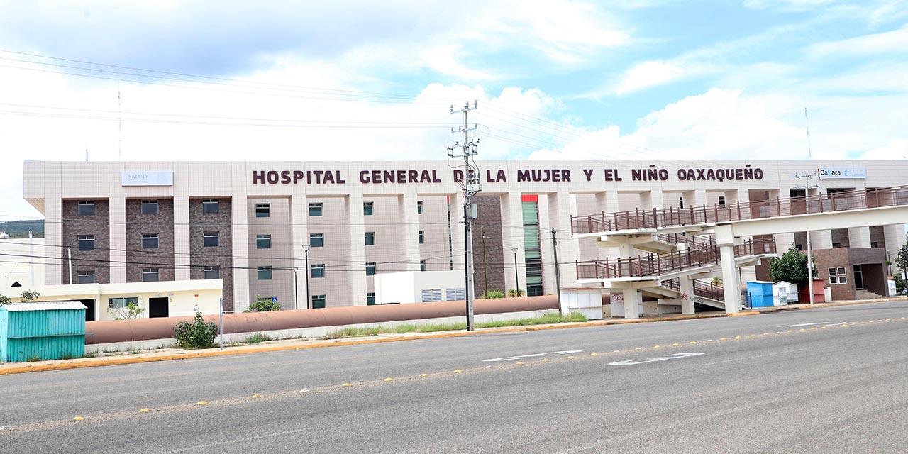 Arrecia la pandemia en Oaxaca y el Hospital de la Mujer sigue cerrado   El Imparcial de Oaxaca