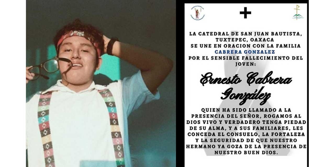 Fallece menor de 17 años por Covid-19 en Tuxtepec   El Imparcial de Oaxaca