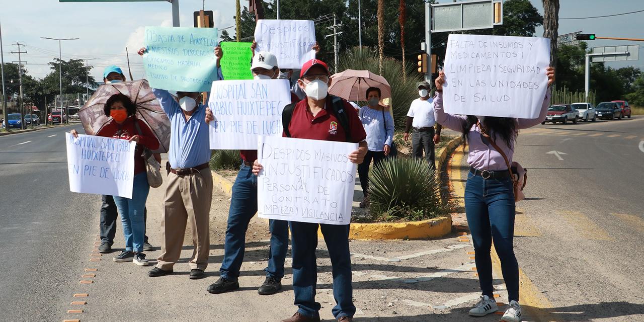 Han muerto 93 trabajadores de salud a causa del Covid-19 | El Imparcial de Oaxaca