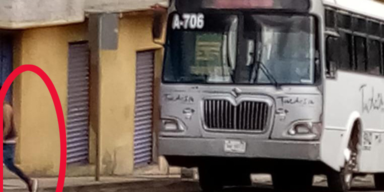 Mototaxista asalta a urbanero | El Imparcial de Oaxaca
