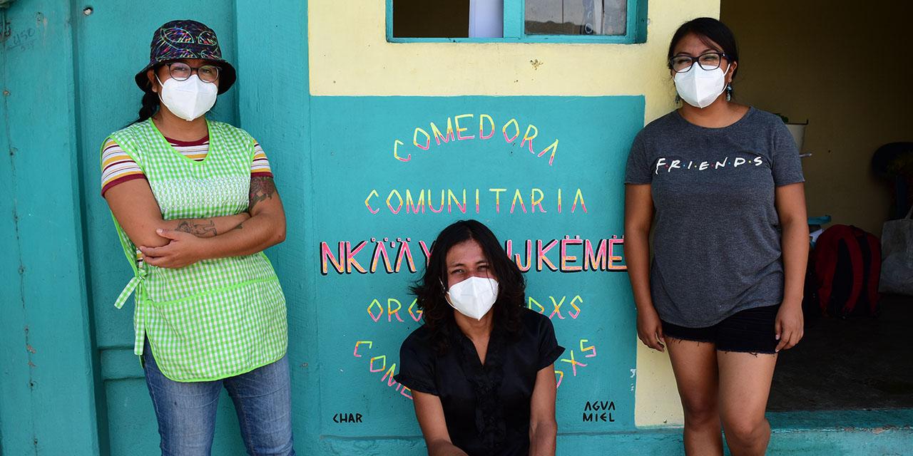 Con comida apoyan a  los que menos tienen   El Imparcial de Oaxaca
