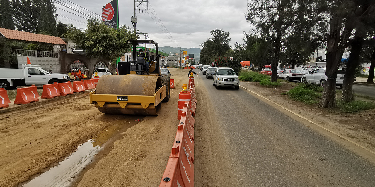 Ciudadanía se inconforma por obra en Símbolos Patrios | El Imparcial de Oaxaca