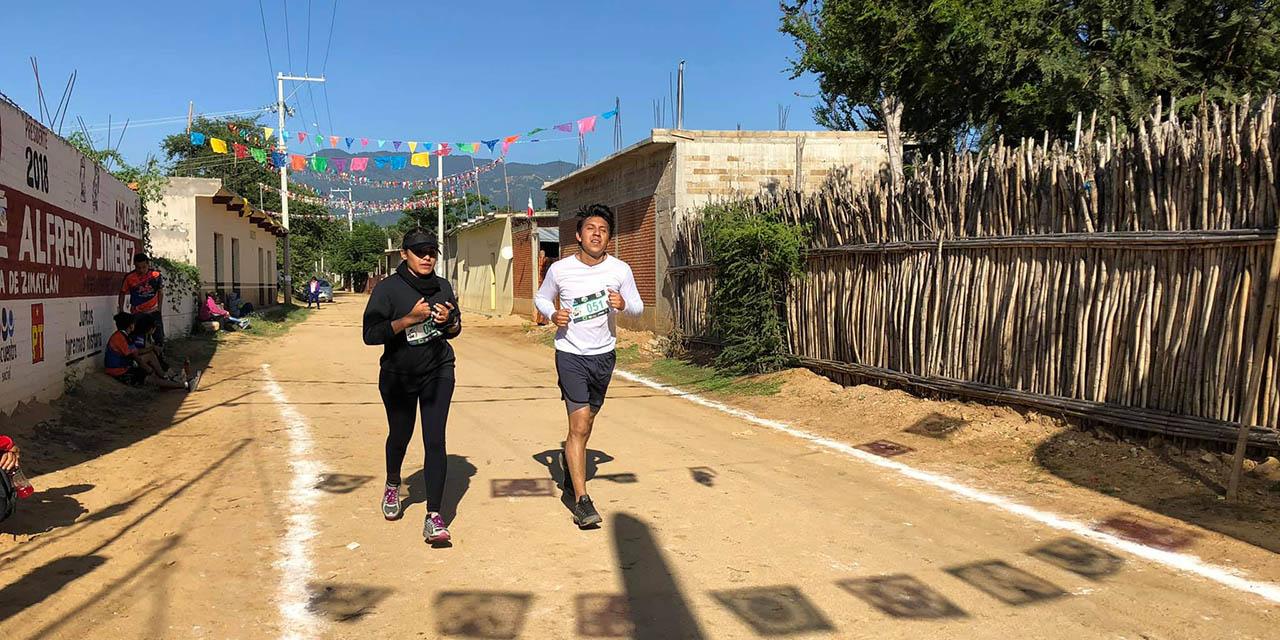 Correrán de forma segura | El Imparcial de Oaxaca