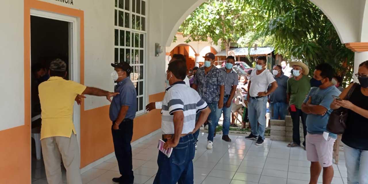 Sin acuerdos para elección de Bienes Comunales en Pochutla   El Imparcial de Oaxaca