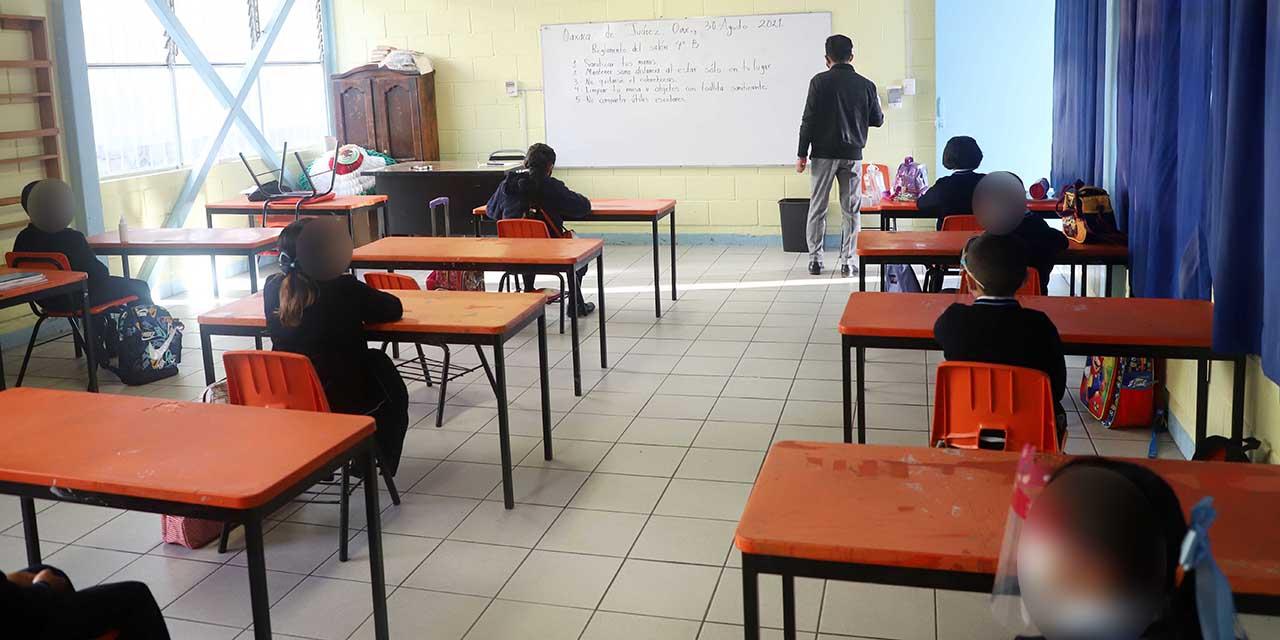 Inicia ciclo escolar en Oaxaca   El Imparcial de Oaxaca