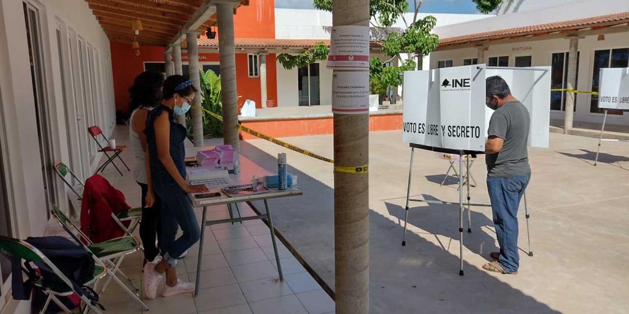 Sin contratiempo, se instalaron 174 casillas en el Distrito 02 | El Imparcial de Oaxaca