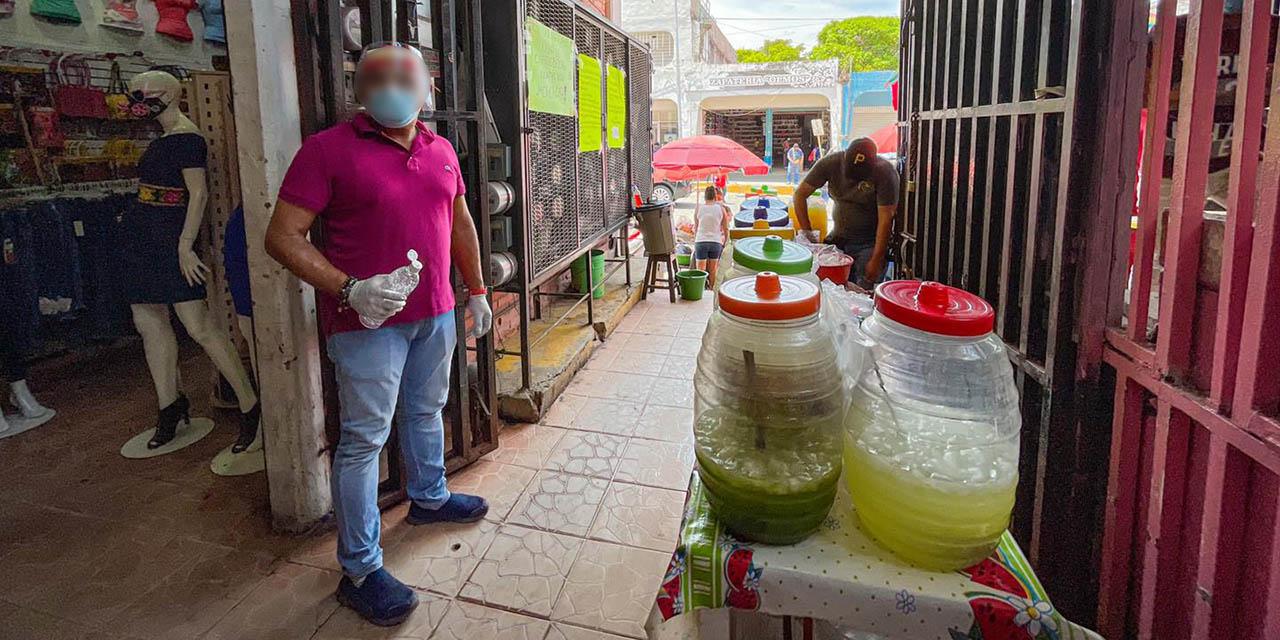 Refuerzan acciones de salud en mercados públicos de Salina Cruz   El Imparcial de Oaxaca