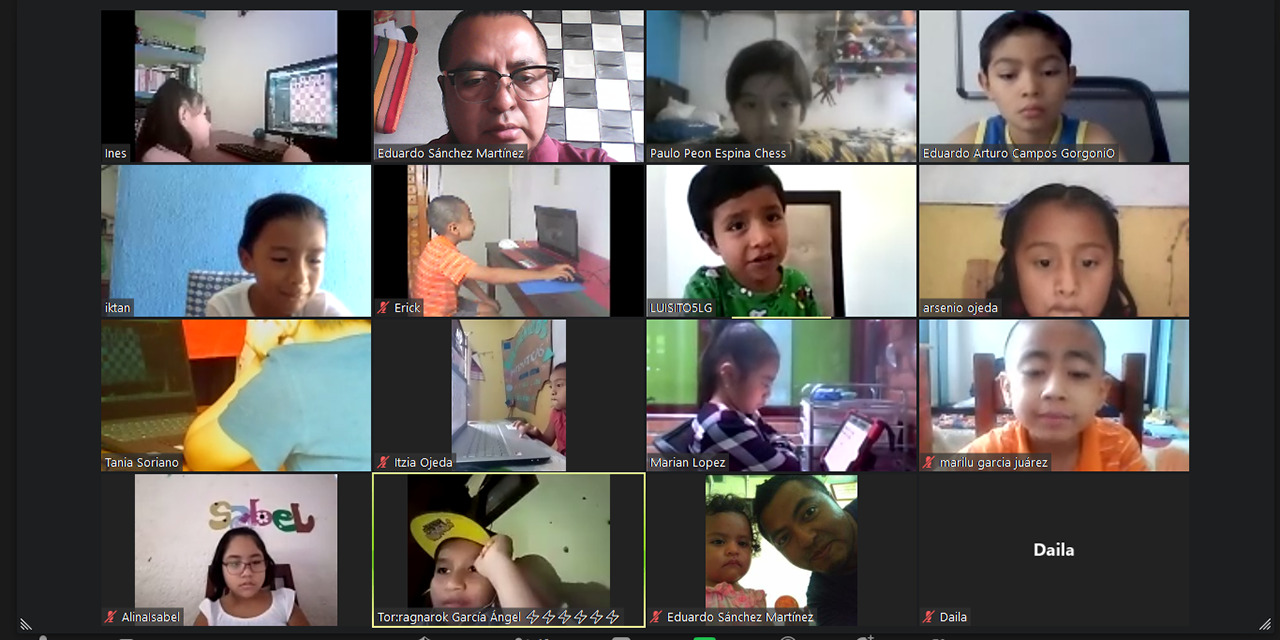 Erick García dominó el Campeonato | El Imparcial de Oaxaca