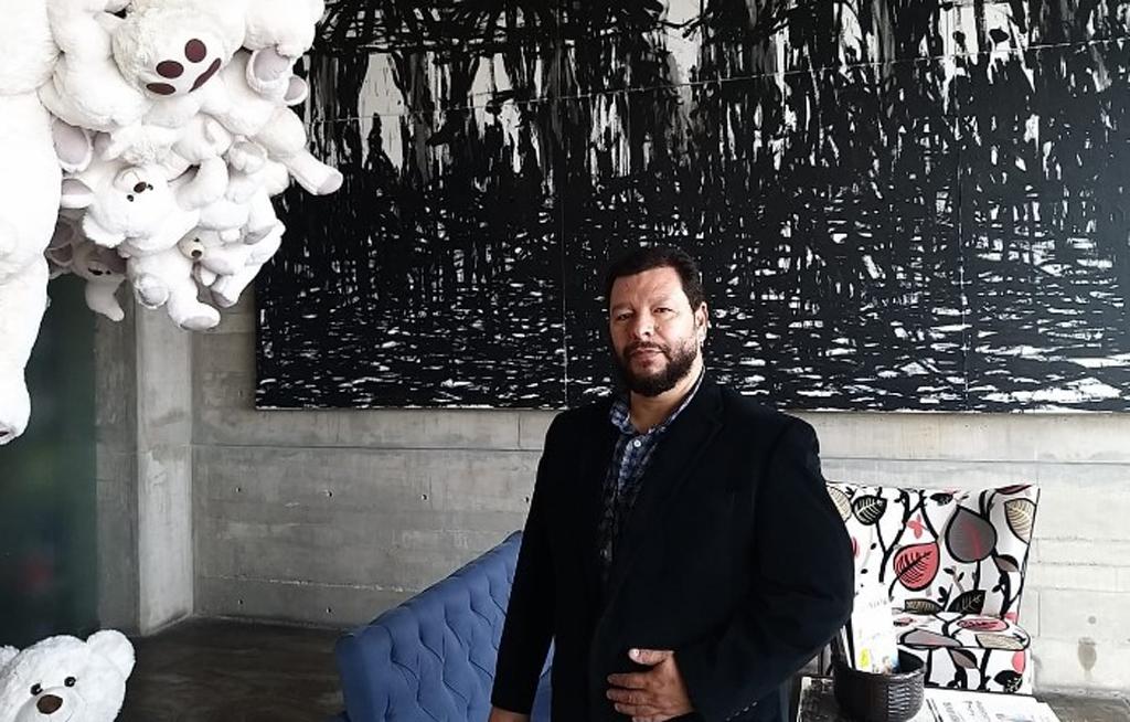 Benjamín Fernández, creador de Black Coffee Gallery: El coleccionista y promotor de arte más importante de México | El Imparcial de Oaxaca