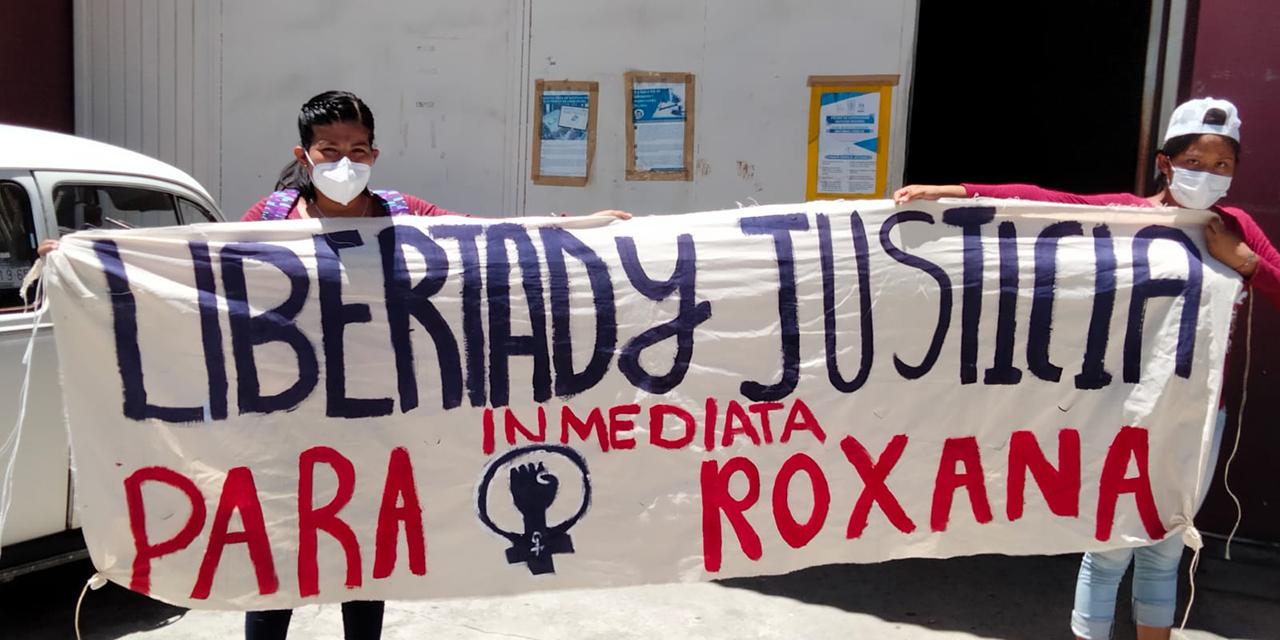 Con protestas piden justicia para Roxana   El Imparcial de Oaxaca