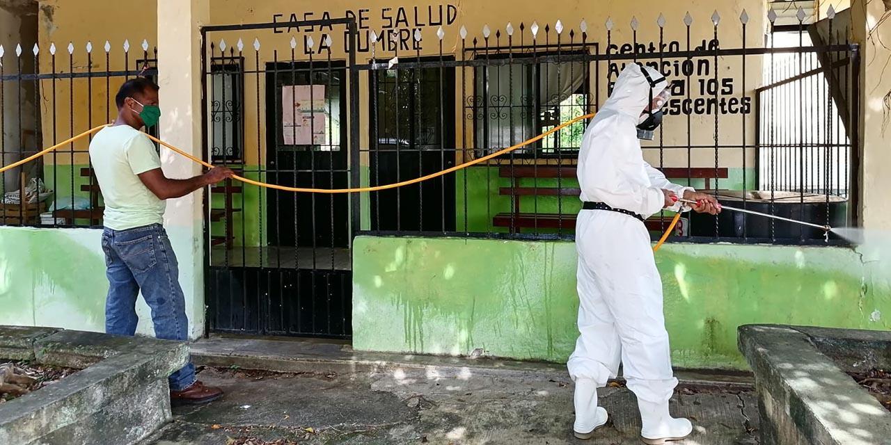 Covid-19 sigue azotando a la zona norte del Istmo | El Imparcial de Oaxaca