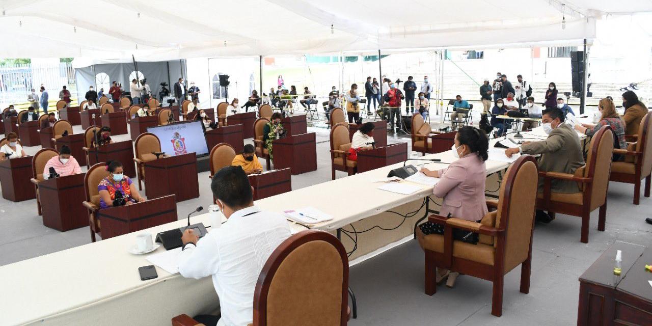 Banderazo al IEEPCO para elección a gobernador 2022   El Imparcial de Oaxaca