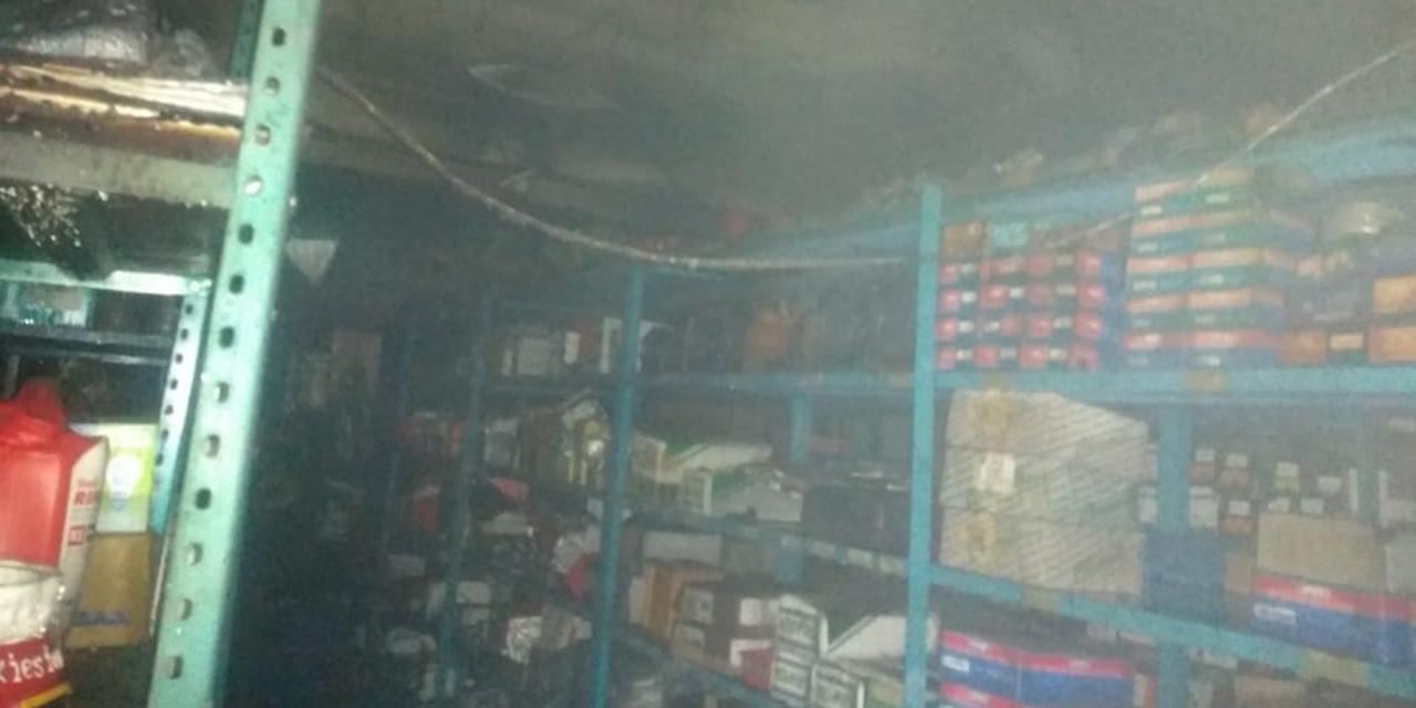 Arde refaccionaría en Tuxtepec tras un flamazo de gas LP   El Imparcial de Oaxaca