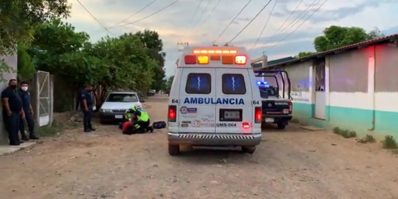 Elemento de Guardia Nacional convulsiona en Tehuantepec mientras bebía   El Imparcial de Oaxaca