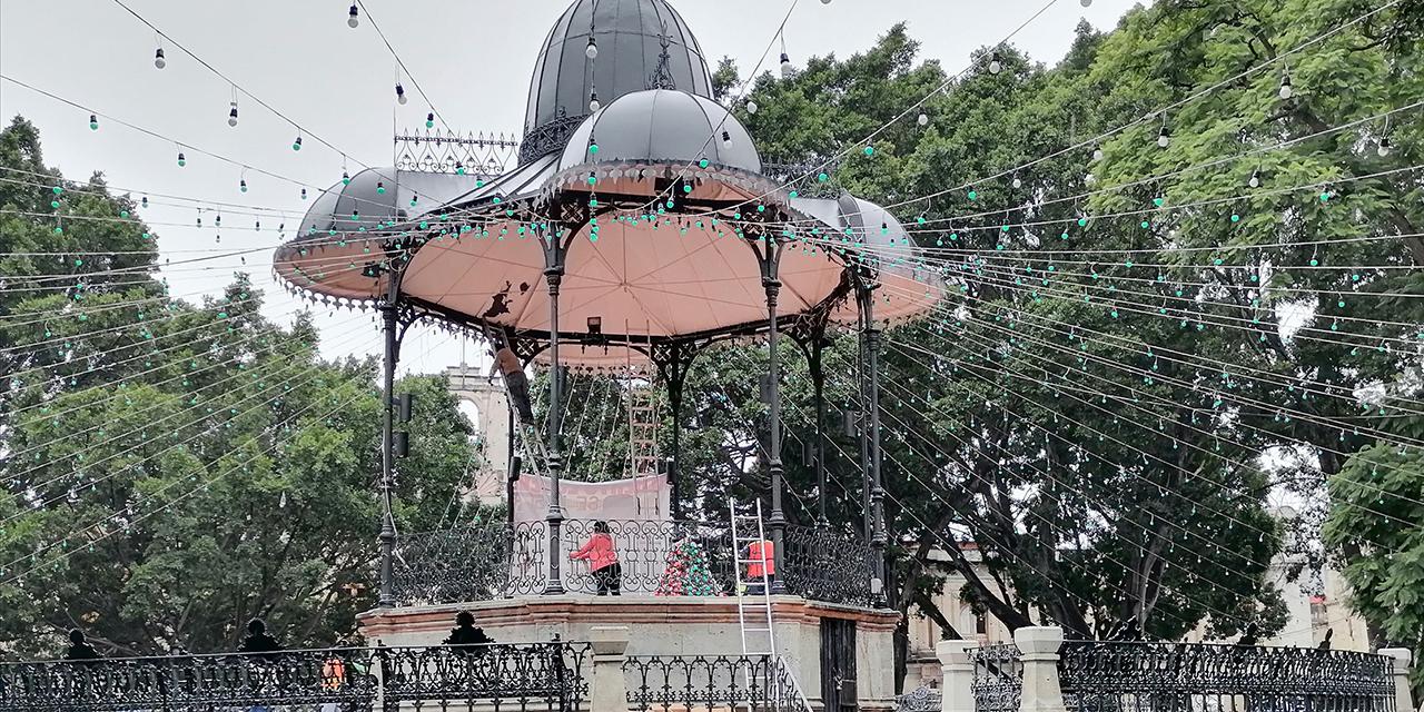 Oaxaca se pone patriota; instalan puestos temporales   El Imparcial de Oaxaca