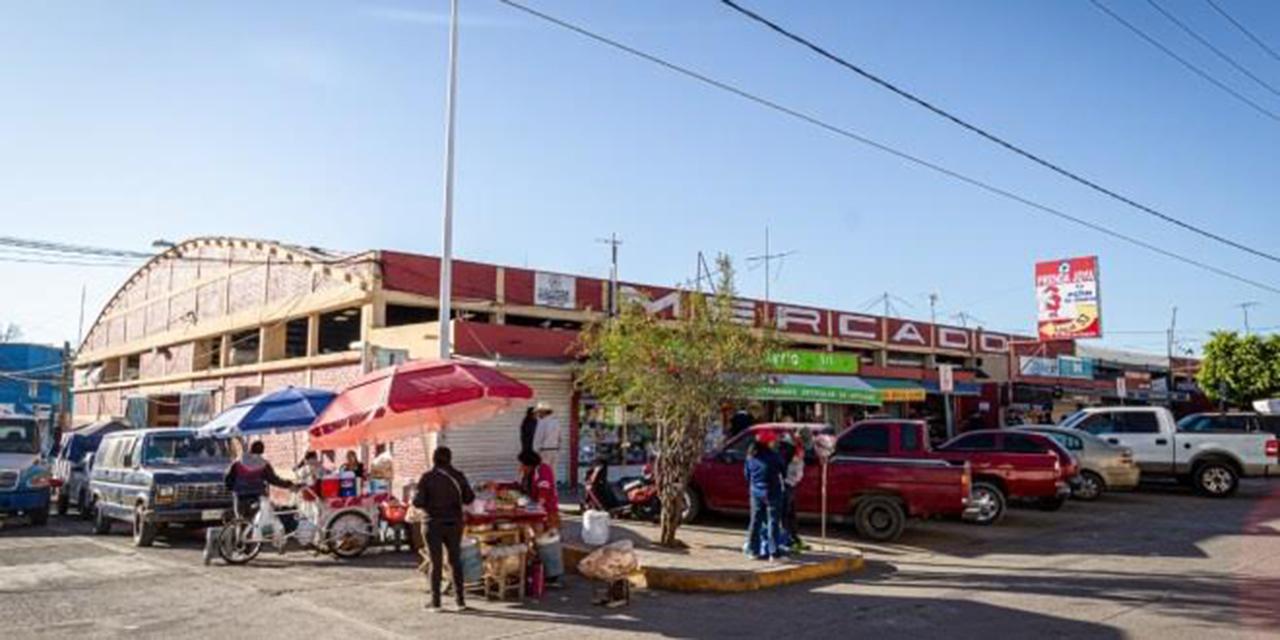 Se paseaba con arma blanca en el Mercado Zaragoza | El Imparcial de Oaxaca