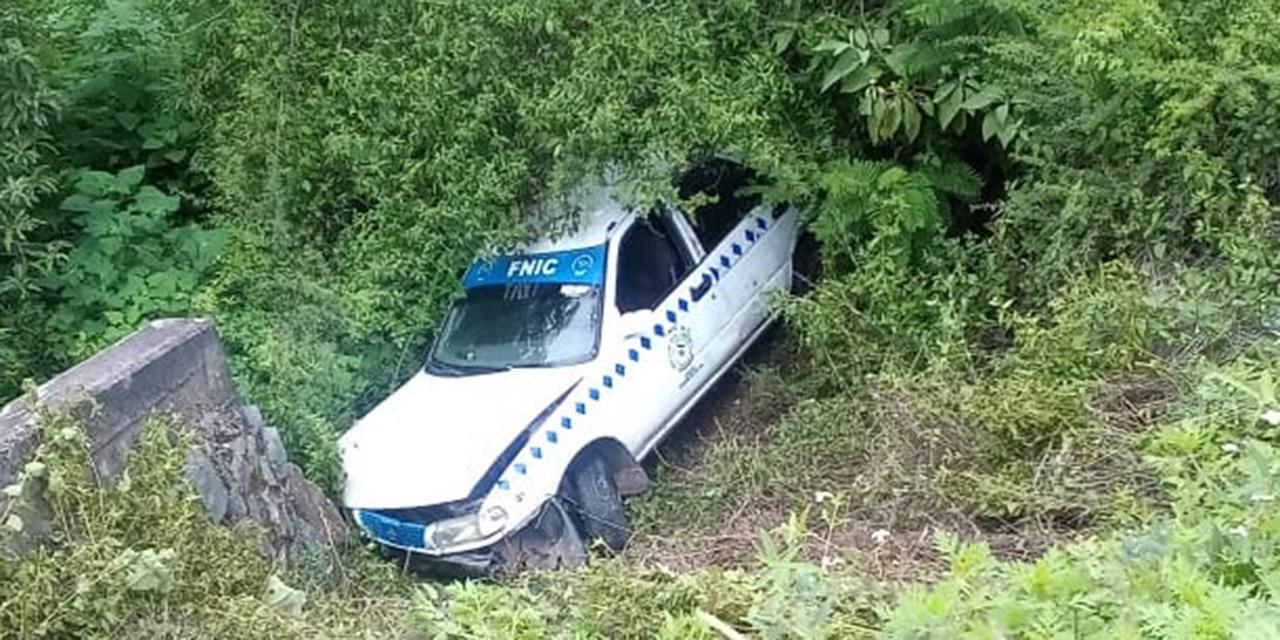 Hallan taxi siniestrado en Huajuapan   El Imparcial de Oaxaca