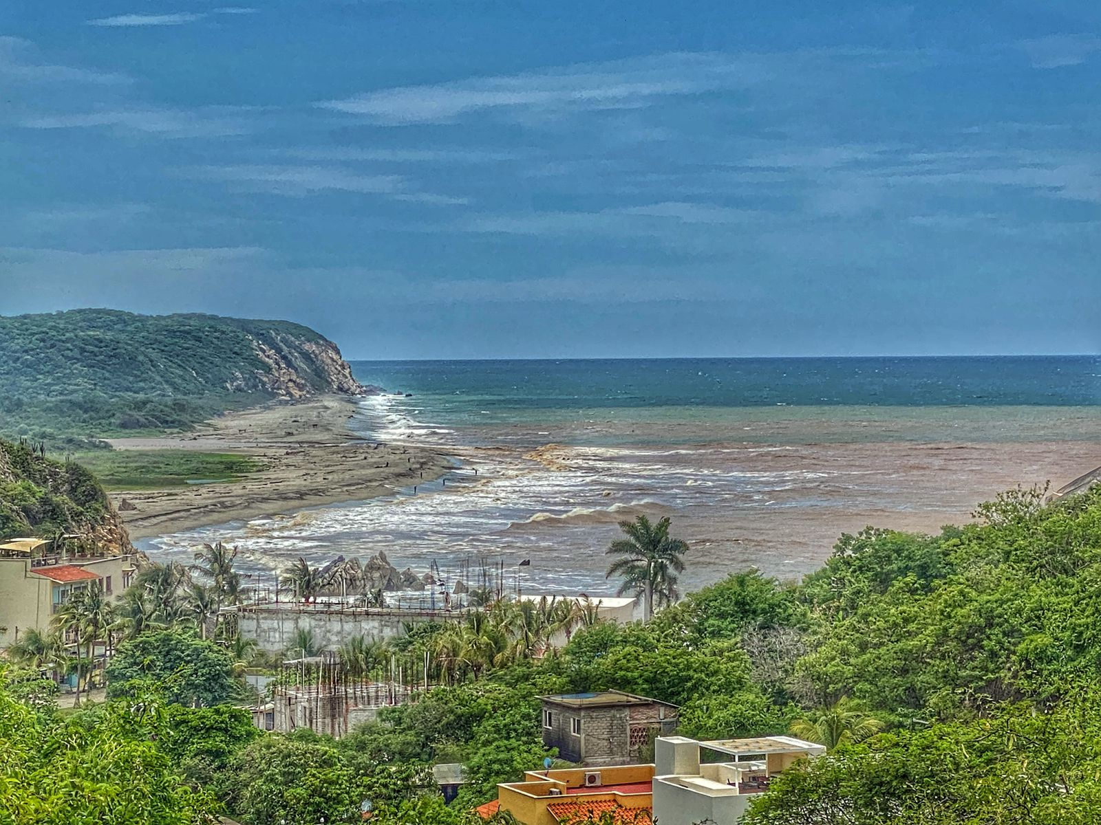 La bocana, unafusión de mar y río | El Imparcial de Oaxaca