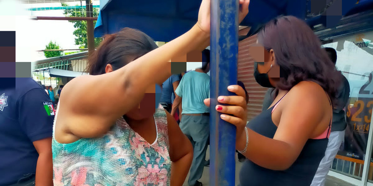 Acéfala, la seguridad en Tehuantepec | El Imparcial de Oaxaca