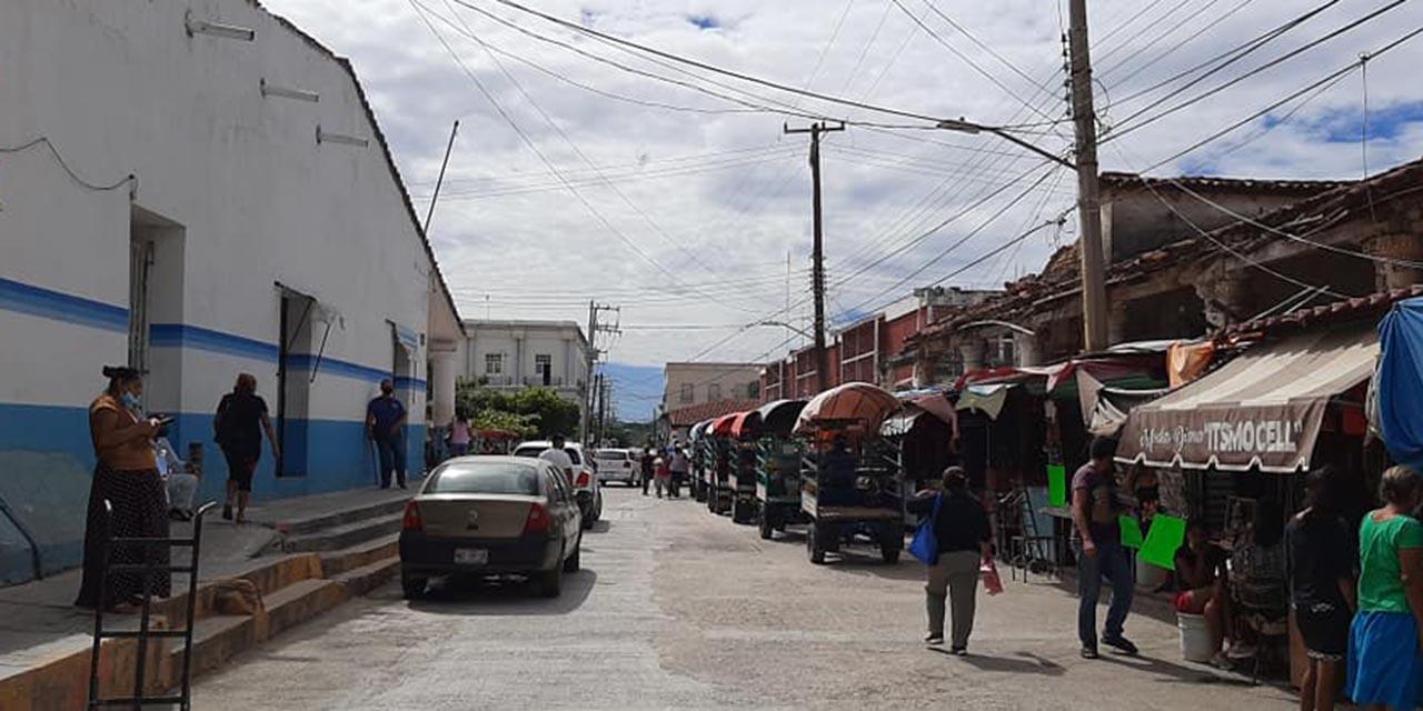 Colapsa la red de drenaje en Tehuantepec; autoridades no responden | El Imparcial de Oaxaca