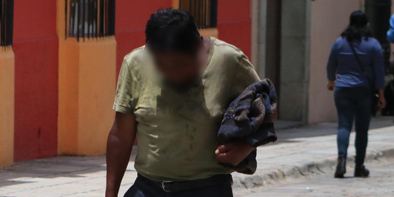 DDHPO investiga el abandono de indigente   El Imparcial de Oaxaca