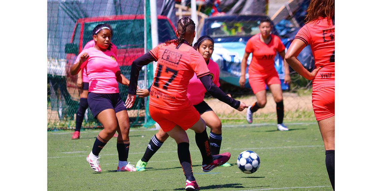 Más Sport prepara Torneo Femenil | El Imparcial de Oaxaca